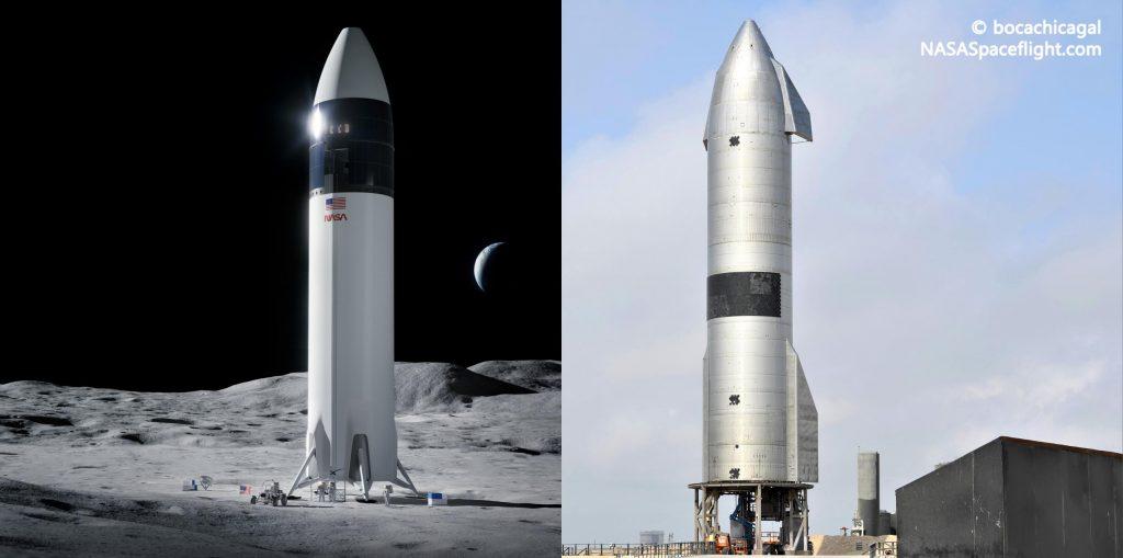 Контракт SpaceX с NASA Starship пока безопасен, поскольку Blue Origin надеется на Конгресс