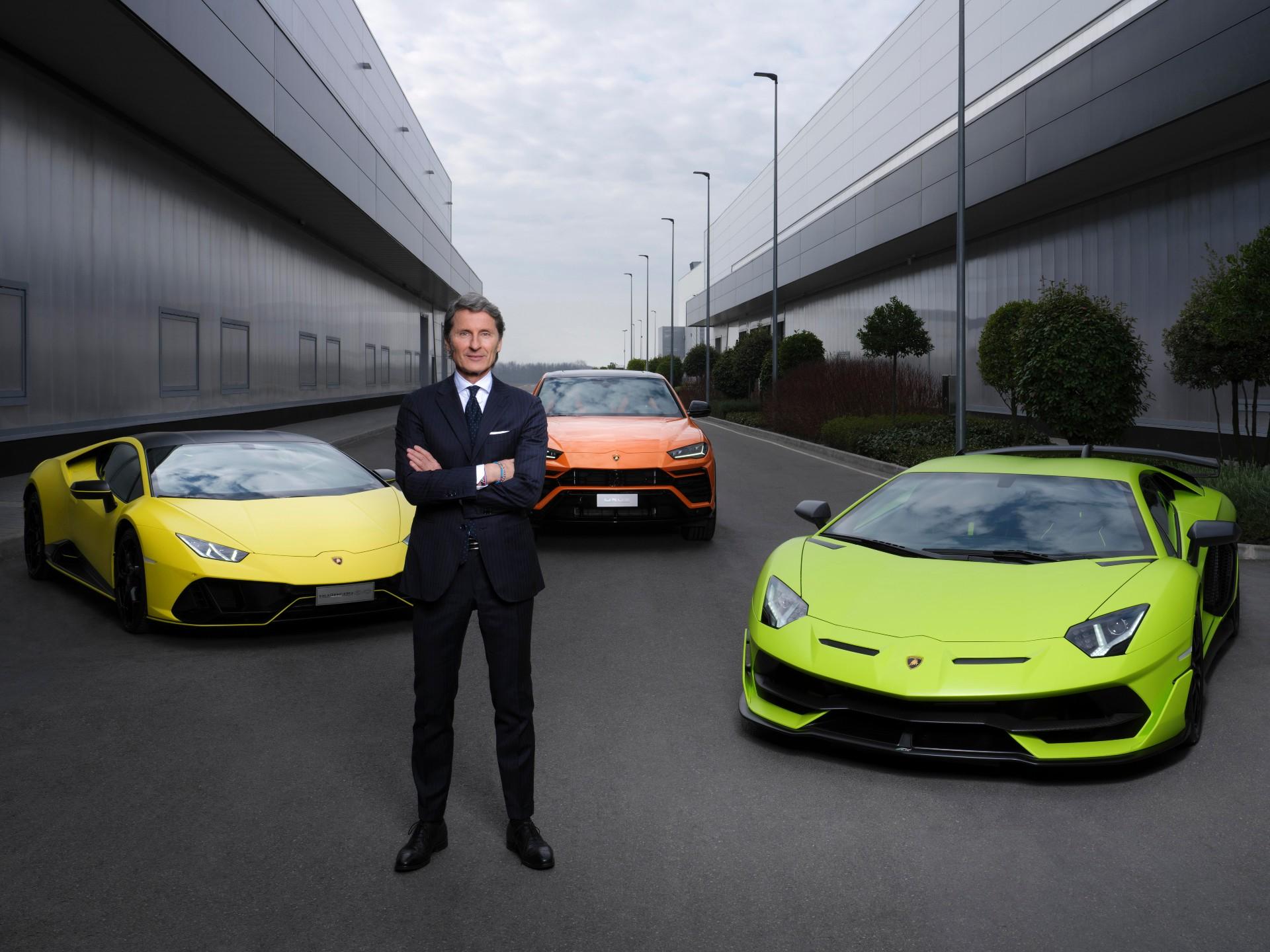 Lamborghini обрисовывает в общих чертах план на 1,8 миллиарда долларов по переходу на электрификацию