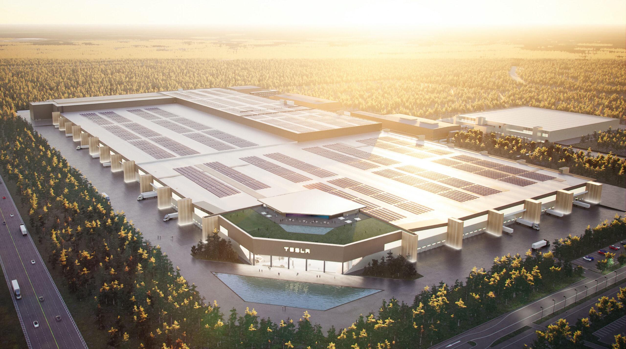 Отчет: строительство Giga Berlin отложено на шесть месяцев - Tesla Motors Club