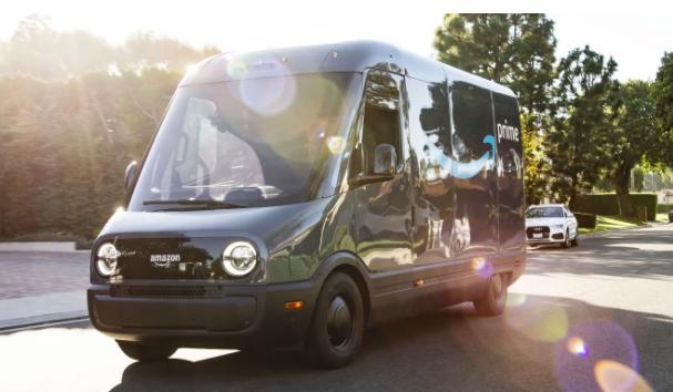 Ривианские фургоны Amazon замечены в Колорадо - Tesla Motors Club