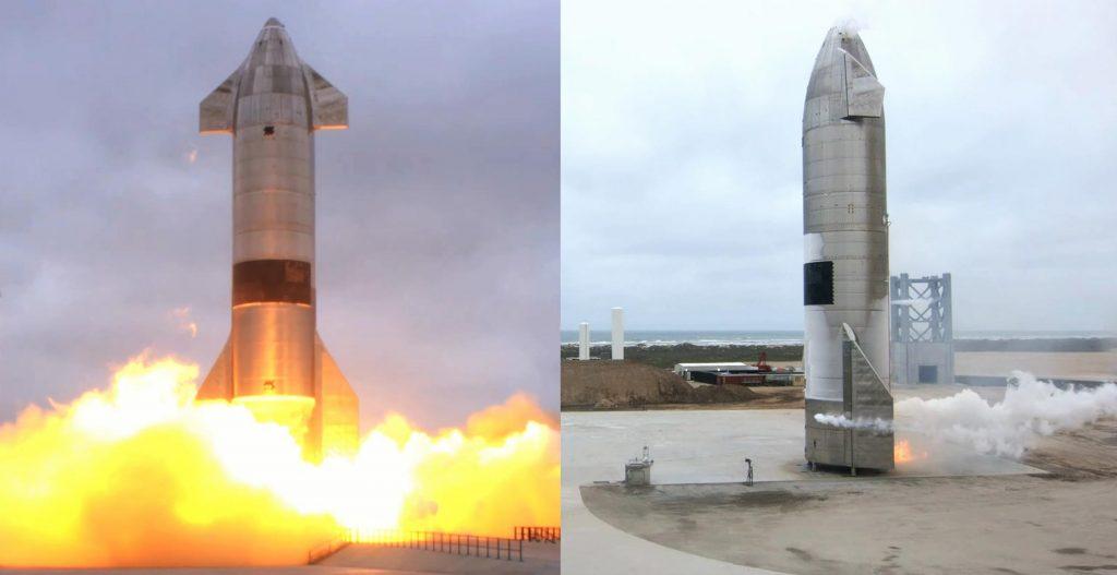 SpaceX приземлила первый звездолет через несколько недель после контракта NASA на посадку на Луну