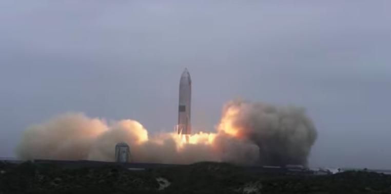 SpaceX успешно приземлила прототип звездолета SN15 - Tesla Motors Club