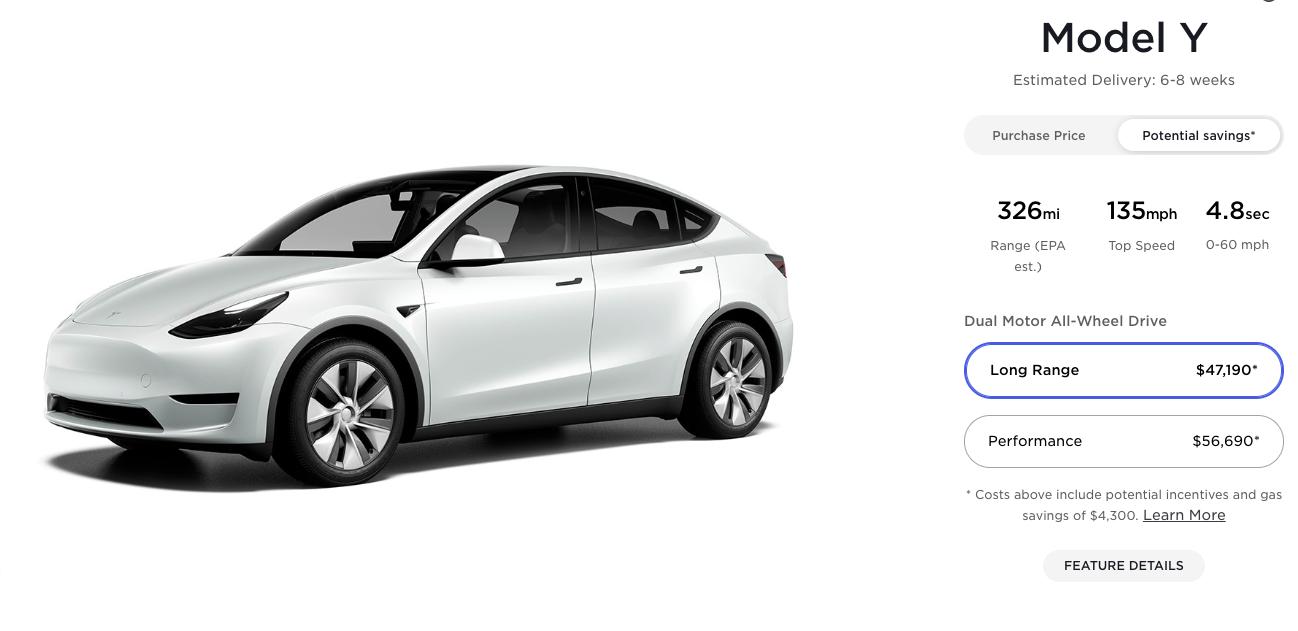 Tesla Bumps Model 3, Model Y цена на 500 долларов - Tesla Motors Club