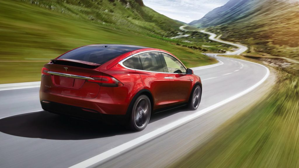 Tesla обновила сроки поставки Model X 'Refresh'