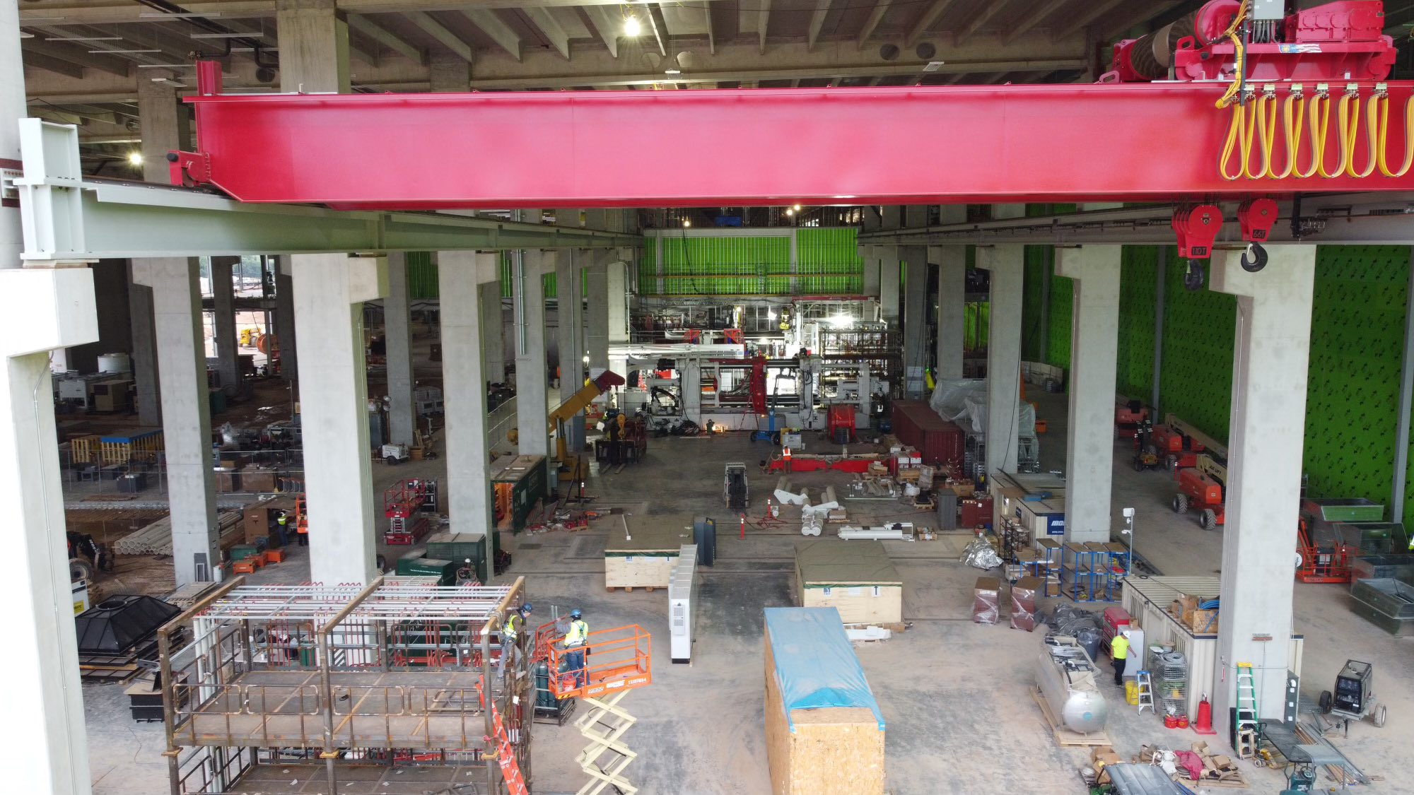 Tesla проводит испытания отливки Model Y Giga Press на заводе в Техасе: слухи
