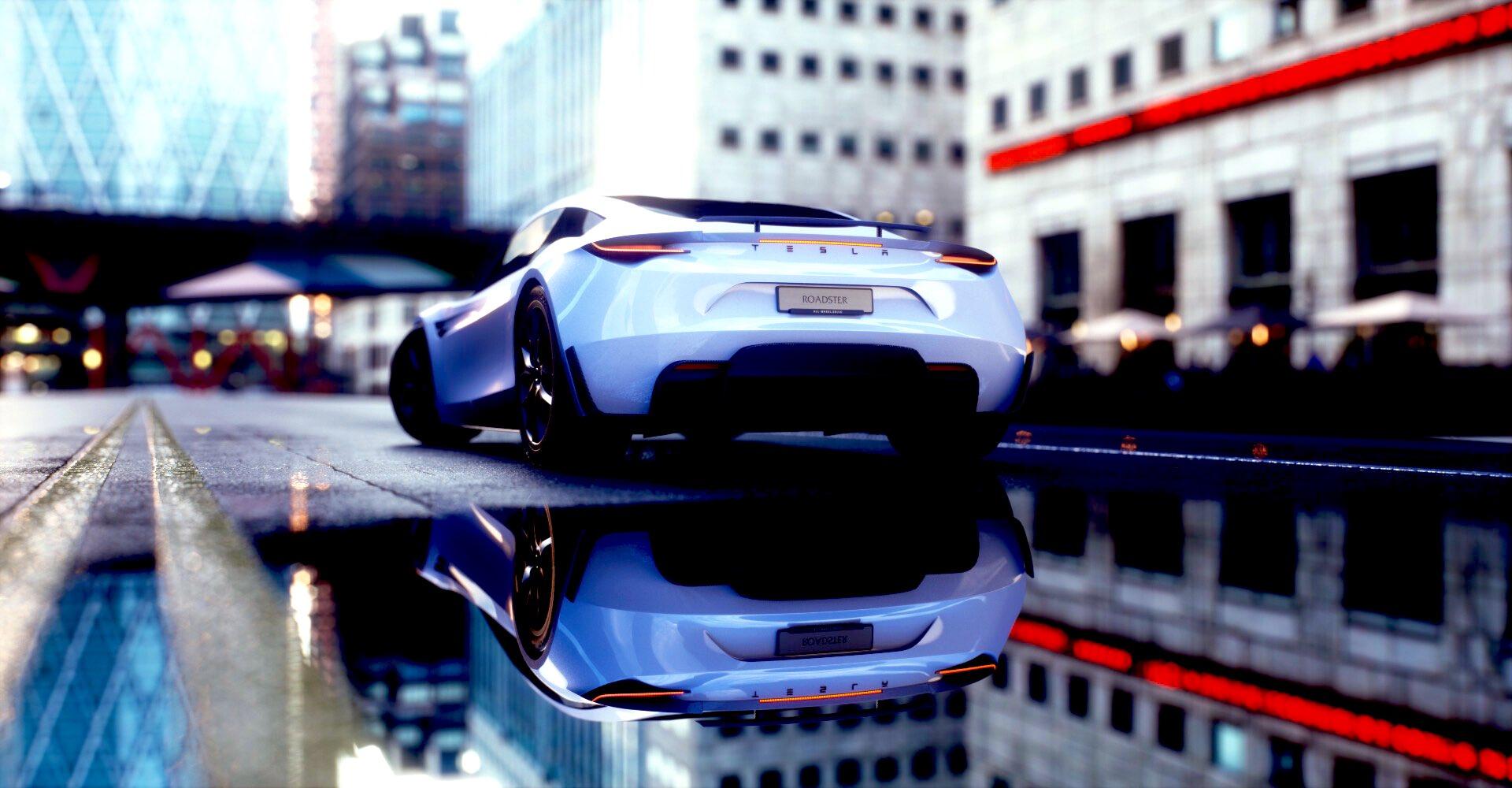 Tesla Roadster следующего поколения направляется в автомобильный музей Петерсена на двухнедельную выставку