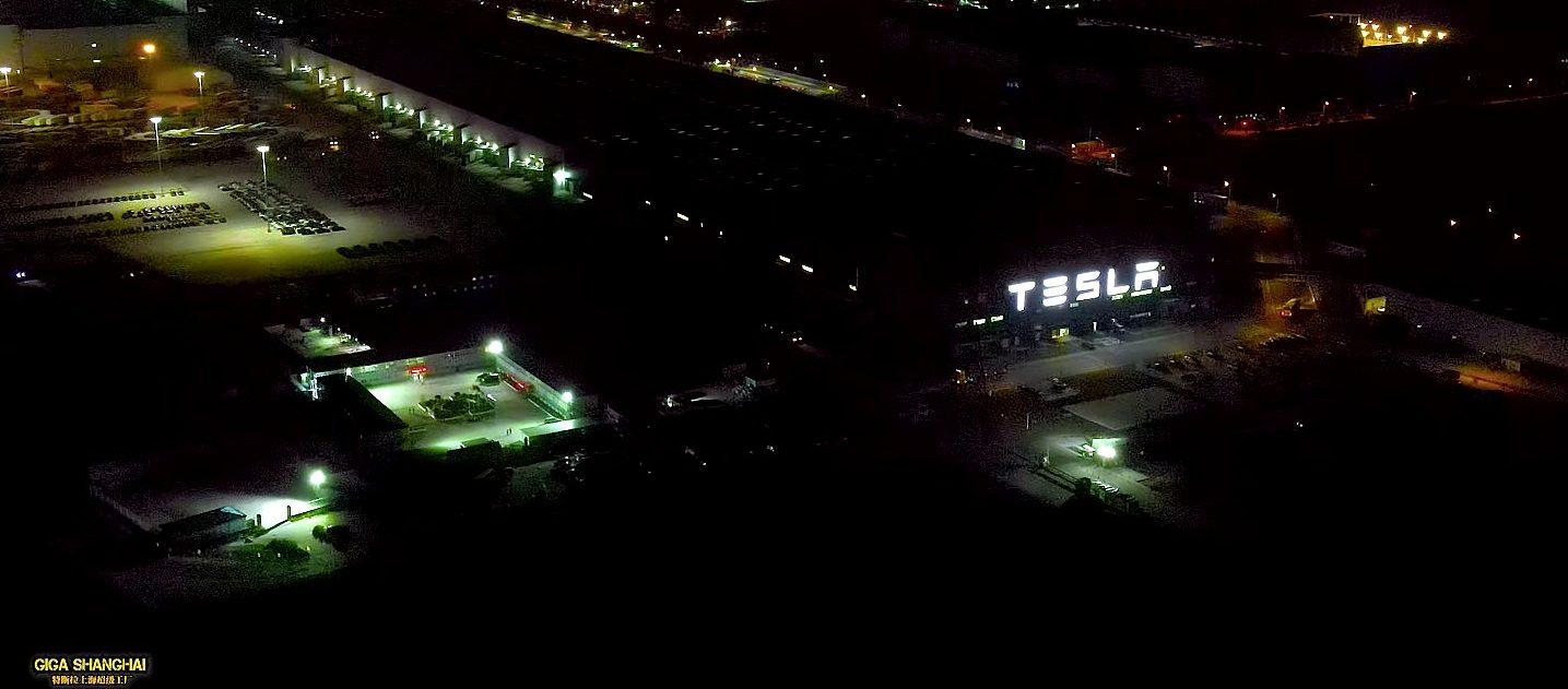 Tesla ждет расширения Giga Shanghai на фоне активизации отношений между США и Китаем