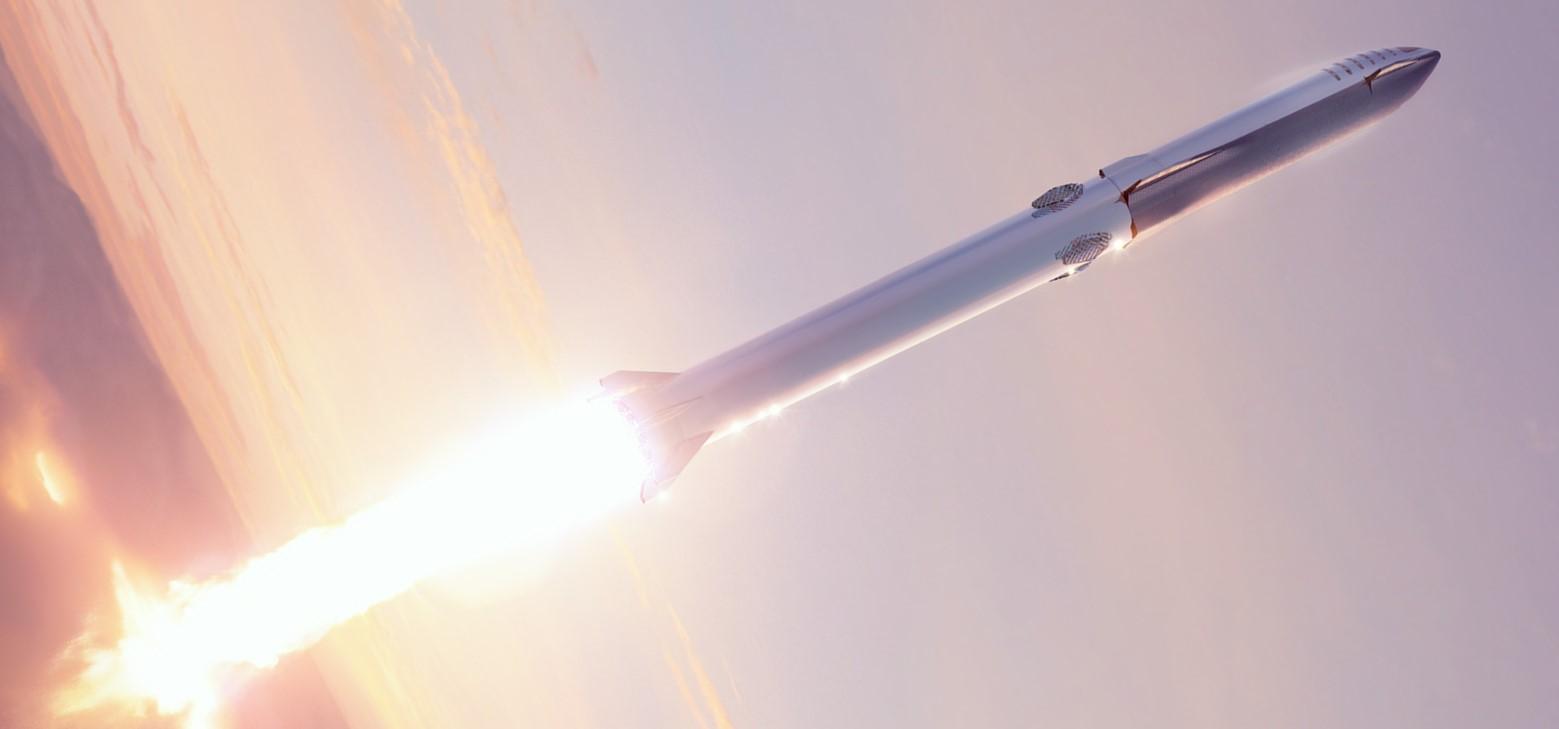 SpaceX демонстрирует прогресс в направлении дебюта орбитального запуска Starship