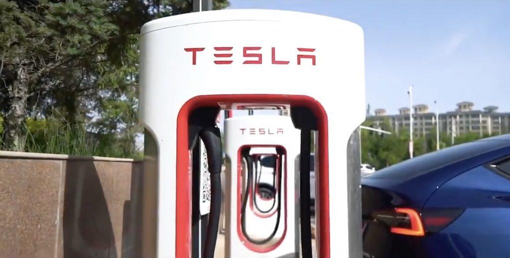 Tesla открывает самый длинный маршрут Supercharger с востока на запад по историческому Шелковому пути Китая
