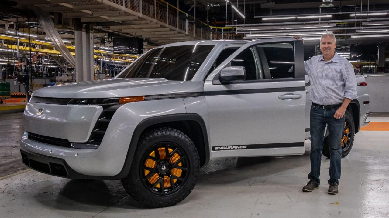 Lordstown Motors, испытывающая нехватку денежных средств, предупреждает о возможном закрытии