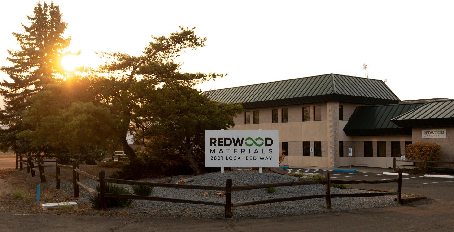 Redwood Materials открывает новый объект в нескольких милях от Tesla Giga Nevada