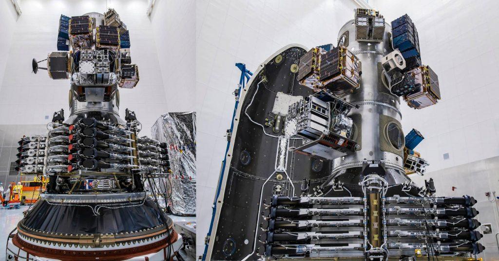 Запуск 20-го Falcon 9 SpaceX в 2021 году перенесен на понедельник