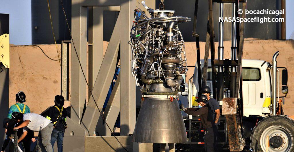 SpaceX торжественно открыла два новых стенда для испытаний двигателей Starship со статическим огнем