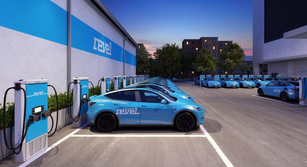 Таксопарк Tesla Model Y успешно заблокирован комиссией Нью-Йорка