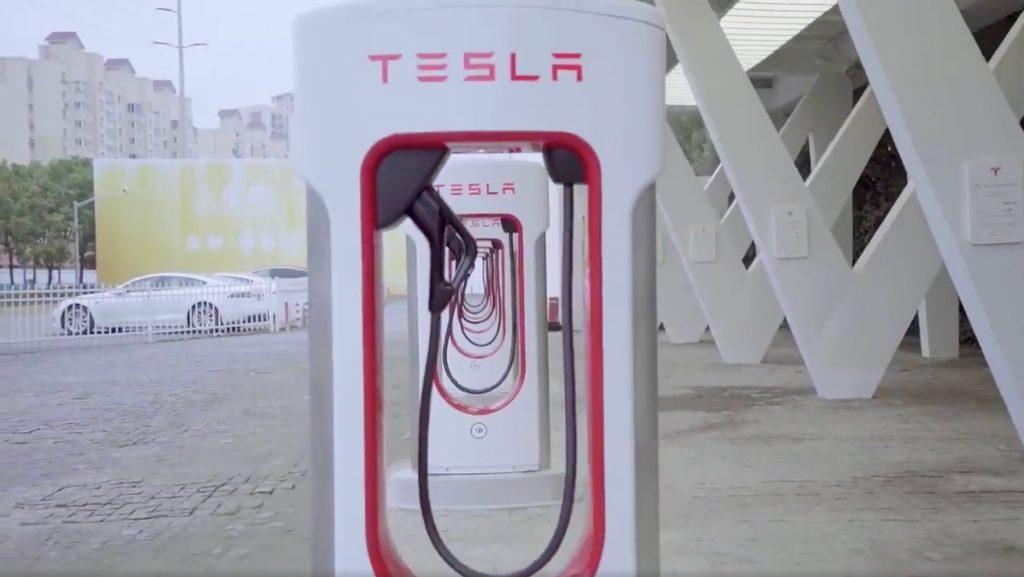 Tesla Supercharger V3 stalls
