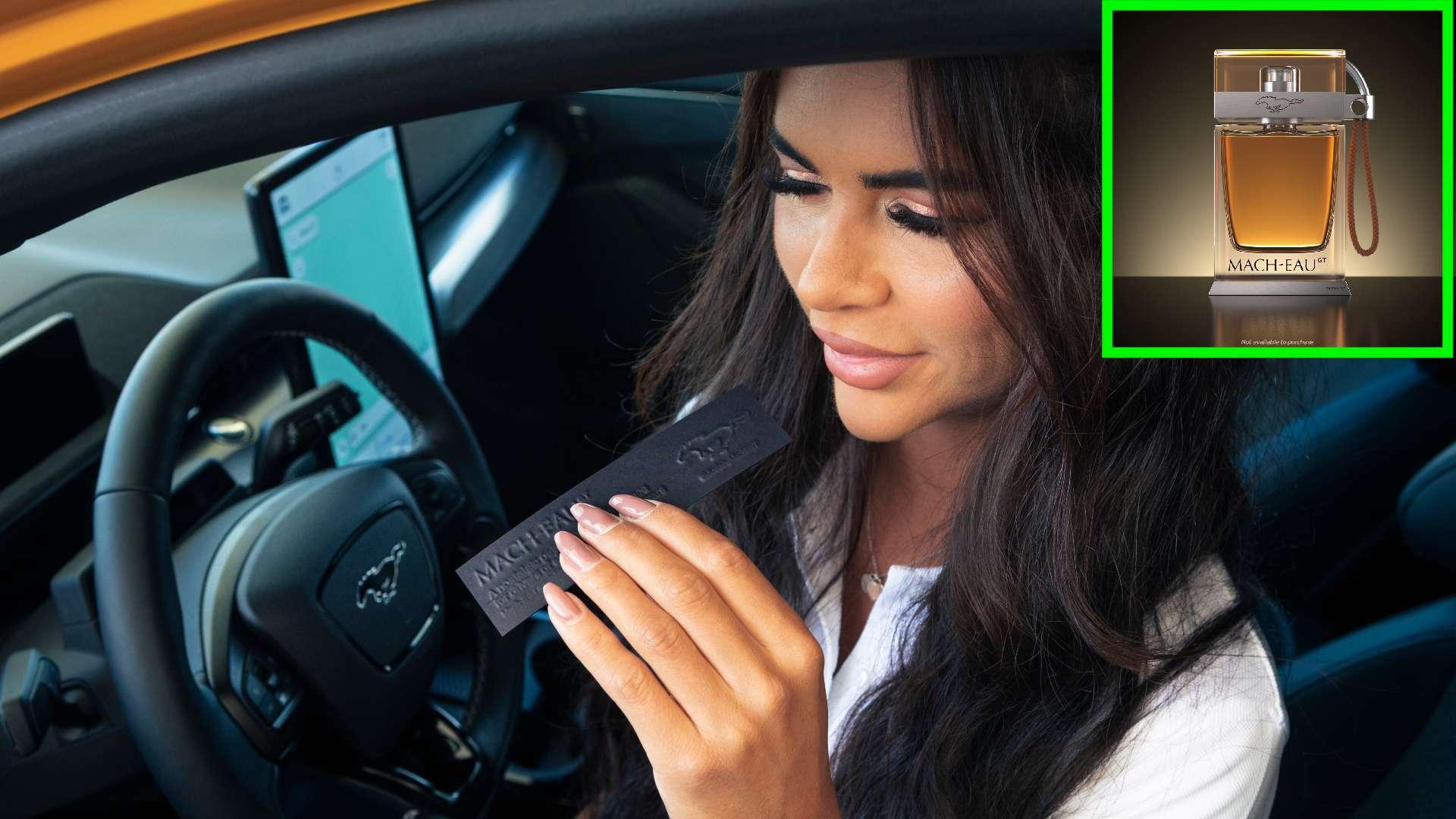 Ford запускает бензиновый аромат премиум-класса, чтобы облегчить владельцам Mach-E электромобили