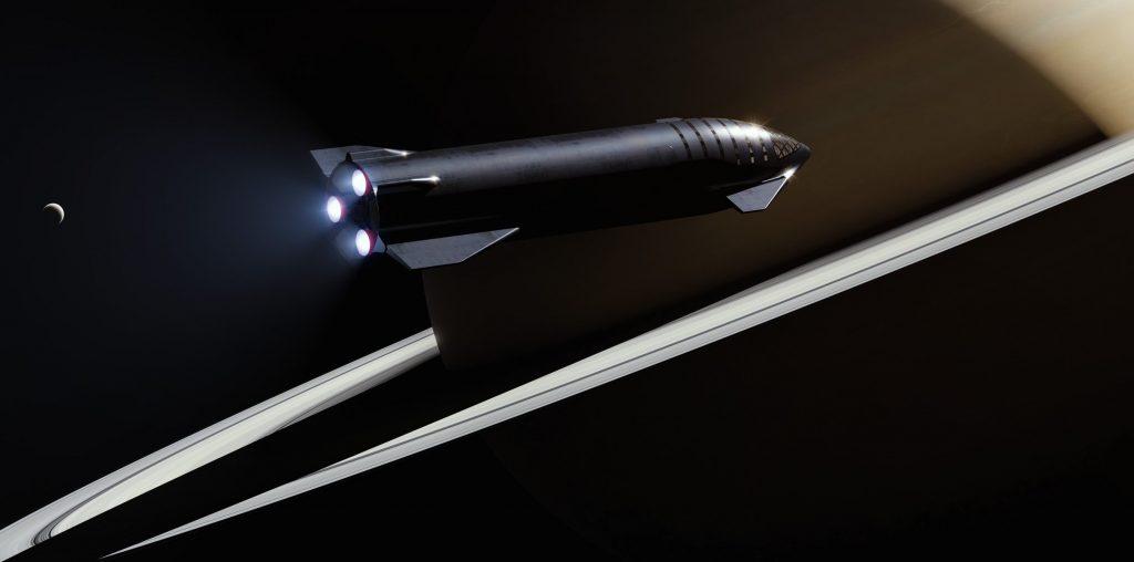 Генеральный директор SpaceX Илон Маск дразнит девятимоторный корабль Starship и обновления Raptor