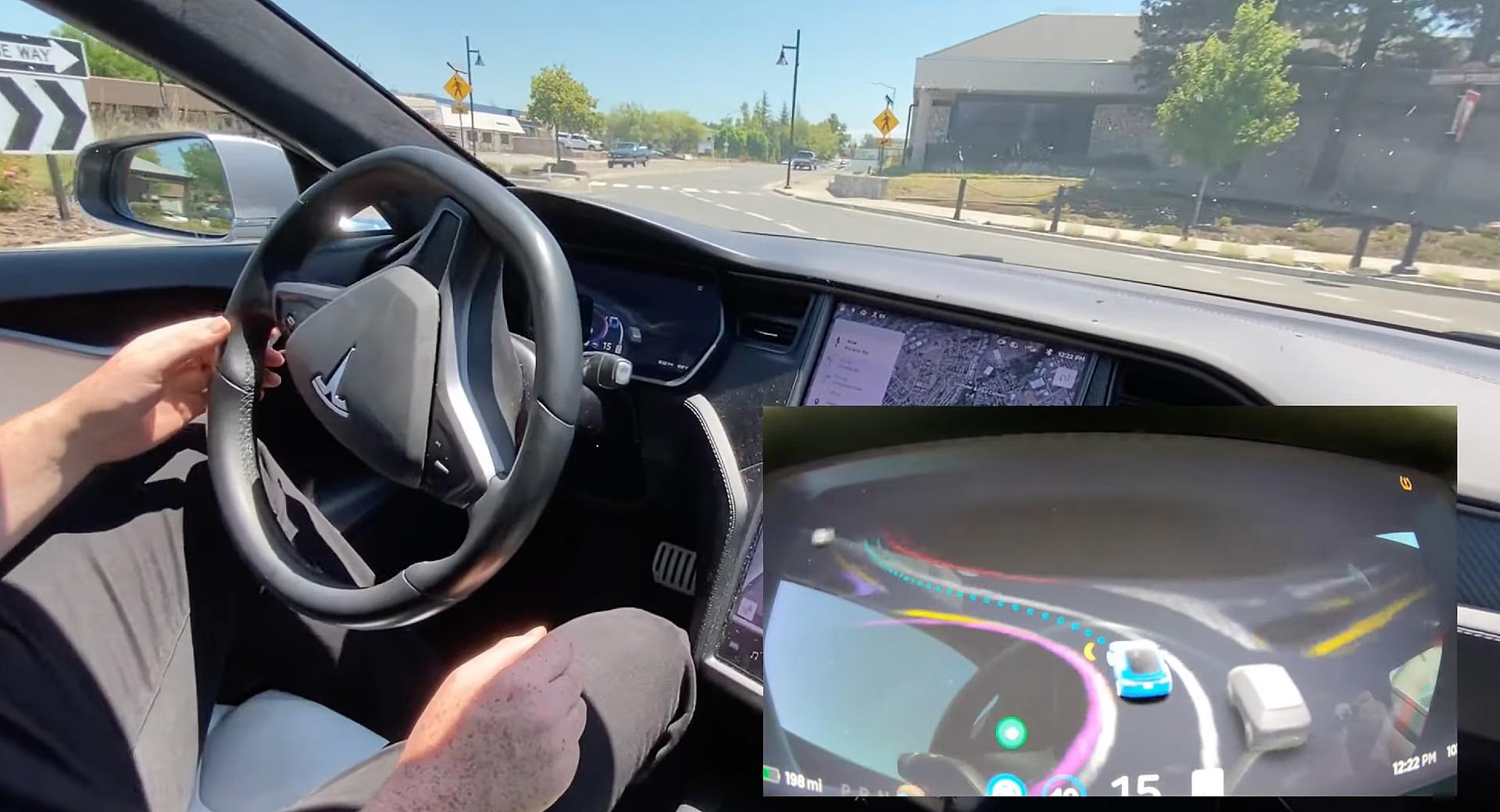 По словам Маска, Tesla Vision улавливает опасности, сигналы поворота, жесты рук и многое другое.