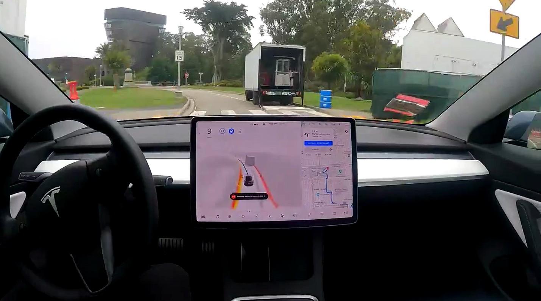 Щедрая политика отмены подписки Tesla на FSD идеально подходит для летних поездок