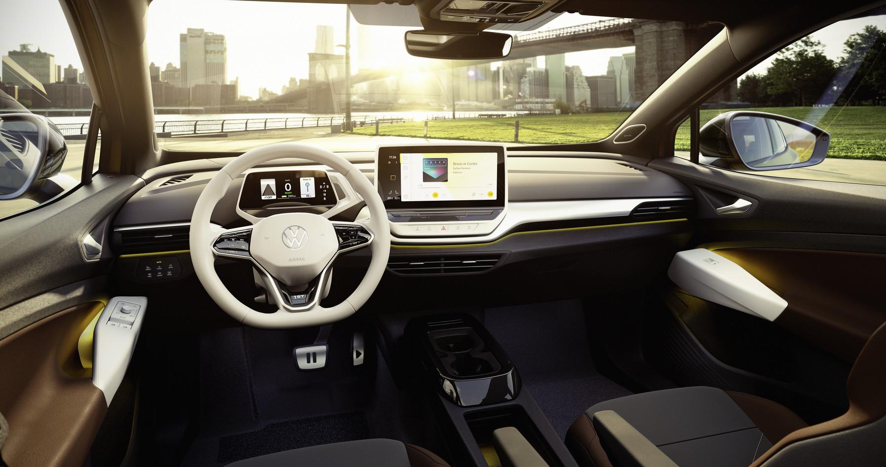 Стратегия против Tesla укусила китайское подразделение VW, поскольку местные покупатели сетуют на тормоза в программном обеспечении ID.4